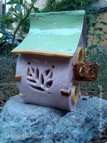 """Керамический подсвечник """"Applehome"""" фото 4"""
