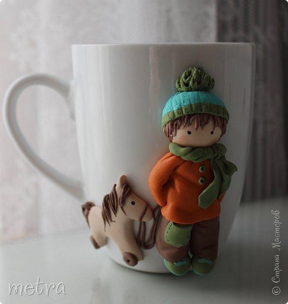 Чашечки, куклы тыквоголовки  фото 3