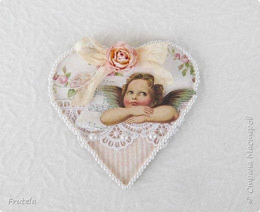Сердечки сделаны для подарка) фото 6