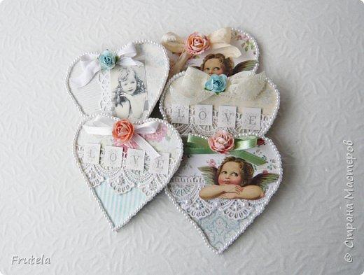 Сердечки сделаны для подарка) фото 1