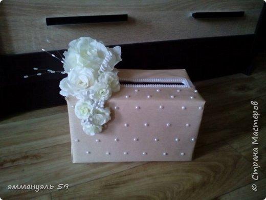 Свадебный набор сделан на заказ. фото 3