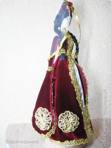 Кукла в осетинском народном костюме. фото 2