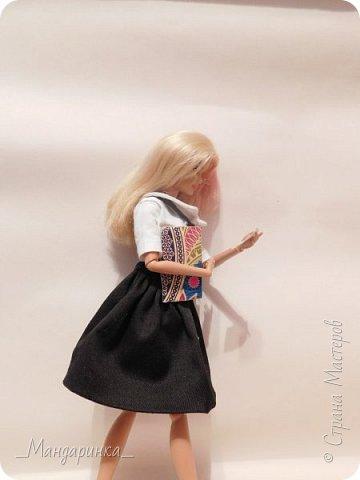 """Всем привет!А мы сдаем работу на конкурс""""Назад в школу""""Ссылка - http://stranamasterov.ru/node/1041201 И эта моя первая работа, выложенная в СМ.Я очень хотела поучаствовать, но ответили мне поздно и ничего интересней я сшить не смогла.Вся работа проделана за 1 день.Рекордные сроки.Прошу прощение за качество фото и за тени.Я как-то игралась с лампой, чтоб было видно.Надеюсь у меня получилось. фото 6"""