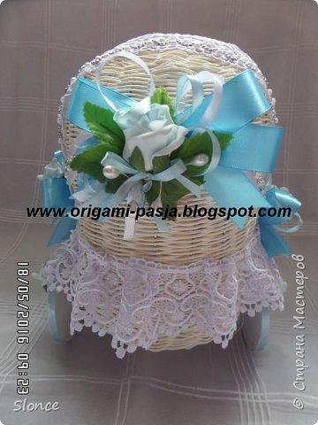Wózek na chrzest. фото 2