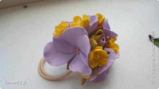 цветы из фома фото 24