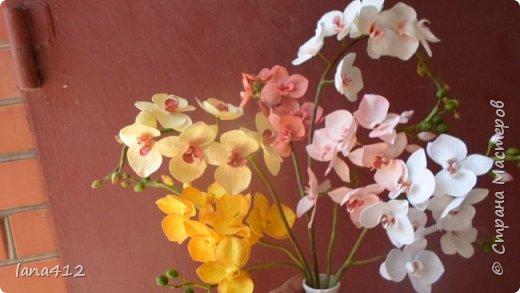 цветы из фома фото 14
