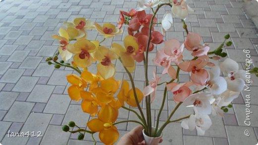 цветы из фома фото 16
