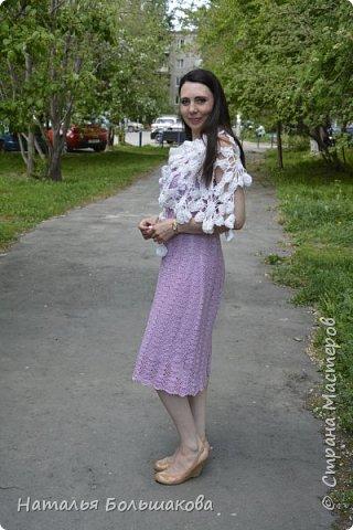 Платье - Сиреневое настроение!!! фото 1