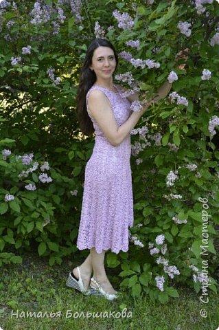 Платье - Сиреневое настроение!!! фото 2