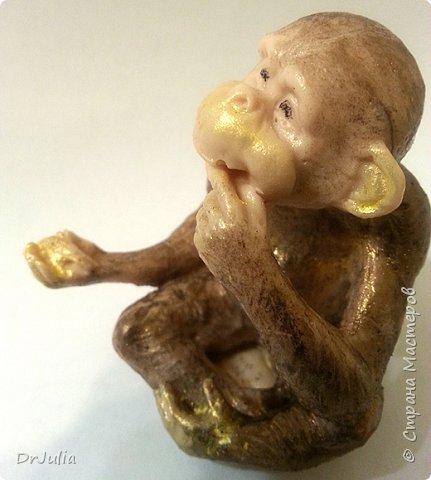 Мои мыльные букеты с лилиями нравятся! http://stranamasterov.ru/node/964611  Попросили меня сделать подобный и желательно с обезьянкой, так как именинник рождён в год Обезьяны. фото 5