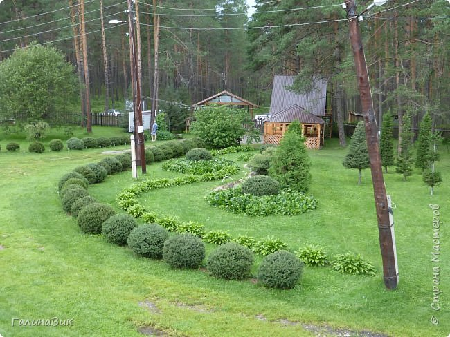 Вторым местом нашего временного жительства был Горно-Алтайский ботанический сад, расположенный по Чуйскому тракту в окрестности села Камлак и созданный в 1994 году. В него мы прибыли 26 июля. фото 18