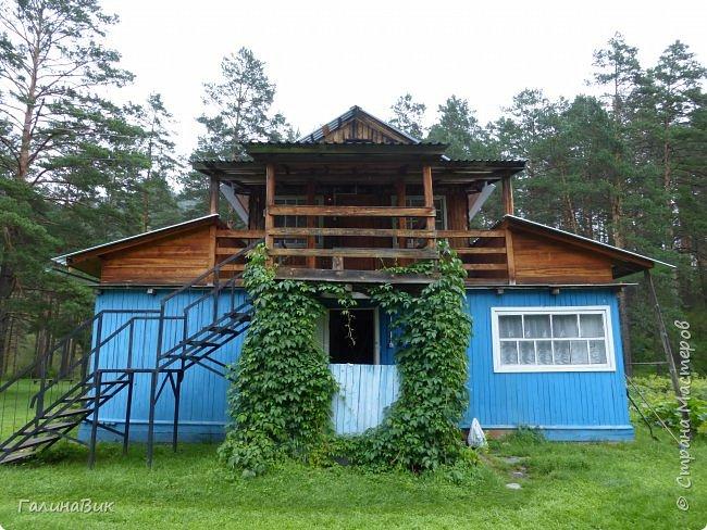 Вторым местом нашего временного жительства был Горно-Алтайский ботанический сад, расположенный по Чуйскому тракту в окрестности села Камлак и созданный в 1994 году. В него мы прибыли 26 июля. фото 2