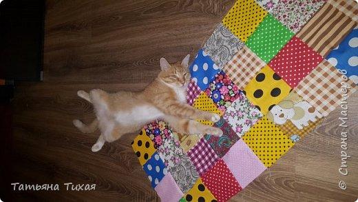 Это одеялко сшила в подарок на день рождения крестницы)) фото 2