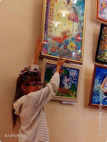 У дочки в художке был конкурс...аксессуар с бабочками.вот и вымудрили фото 3