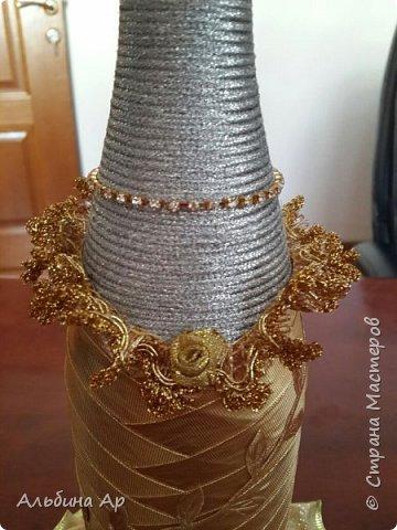 Комплект к Золотой свадьбе фото 4