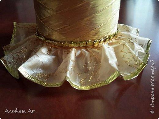 Комплект к Золотой свадьбе фото 6
