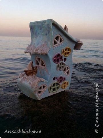 """Керамический подсвечник """"Seahome"""" фото 1"""