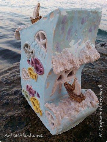 """Керамический подсвечник """"Seahome"""" фото 3"""