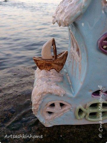 """Керамический подсвечник """"Seahome"""" фото 4"""