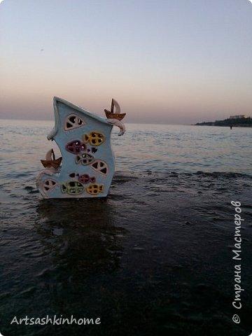 """Керамический подсвечник """"Seahome"""" фото 2"""