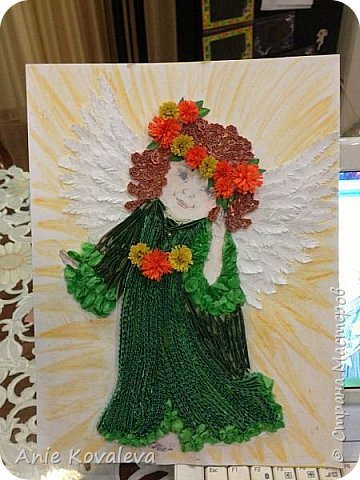 Ангелок весенний фото 2