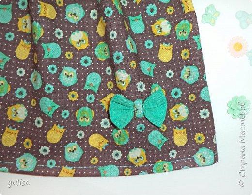 """Всем привет! Предлагаю уделить часик на пошив простой юбочки из хлопка на резинке (""""Татьянка"""") для 4-6лет Выкройка для пошива данной юбочки нам не понадобится. Необходимо запастись следующим: - ткань (мой отрез составил 50*100см); ширина юбочки - это ориентровочно ОБ (обхват бедер)*2,  - резинка шириной 1см., длиной равная ОТ (обхват талии).  фото 16"""