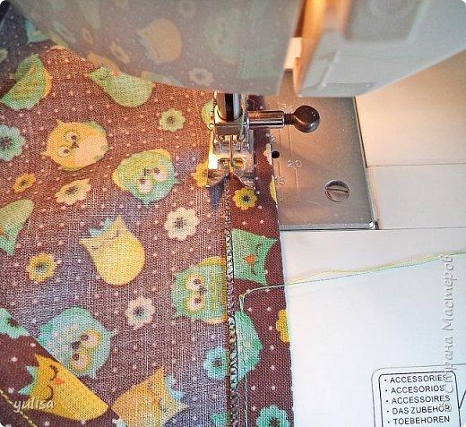 """Всем привет! Предлагаю уделить часик на пошив простой юбочки из хлопка на резинке (""""Татьянка"""") для 4-6лет Выкройка для пошива данной юбочки нам не понадобится. Необходимо запастись следующим: - ткань (мой отрез составил 50*100см); ширина юбочки - это ориентровочно ОБ (обхват бедер)*2,  - резинка шириной 1см., длиной равная ОТ (обхват талии).  фото 11"""