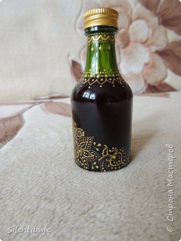 Всем - доброго дня! Между делом накопились у меня новые бутылочки, выставляю на ваш суд. Запись будет длинная, наберитесь терпения :) фото 13