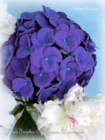 Мои цветочки из зефирки фото 8