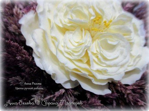 Мои цветочки из зефирки фото 1