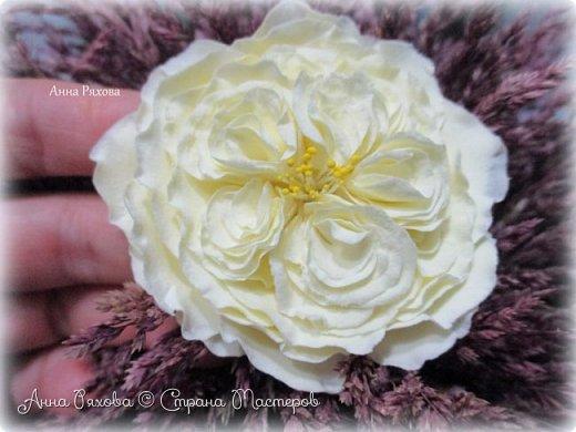 Мои цветочки из зефирки фото 4