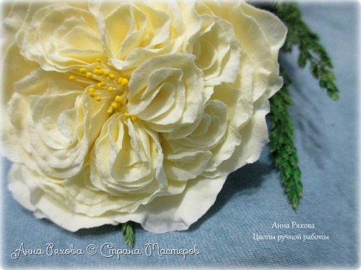 Мои цветочки из зефирки фото 3