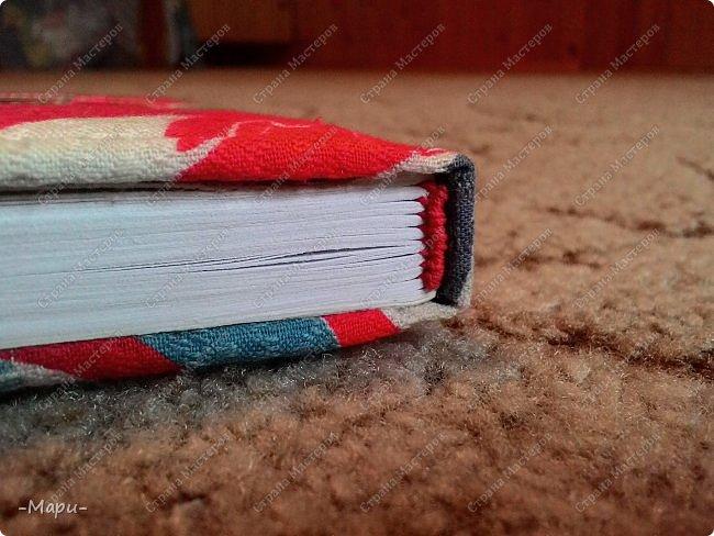 Привет, Страна Мастеров! Этот блокнот кулинарная книга. Формат А5, 90 листов распечатанные на принтере, обложка тканная: хлопок, прошитая на швейной машинке. Блокнот сделала для тёти в подарок. фото 8