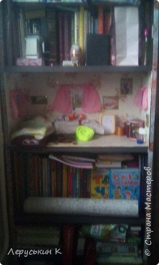 Привет Страна Мастеров. Сегодня я покажу мой кукольный домик. Смотрим. фото 29