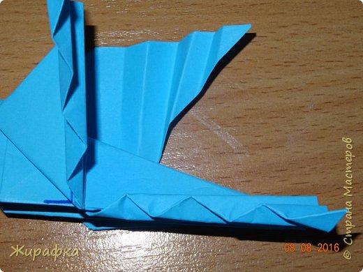 Вот такого голубя я предлагаю сделать вам вместе с детьми. фото 35