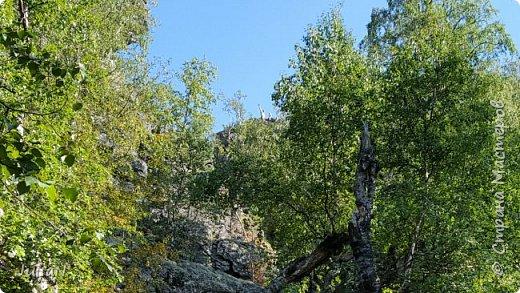 Сегодня ездили на скалы. Они находятся по дороге в Белорецк. фото 6