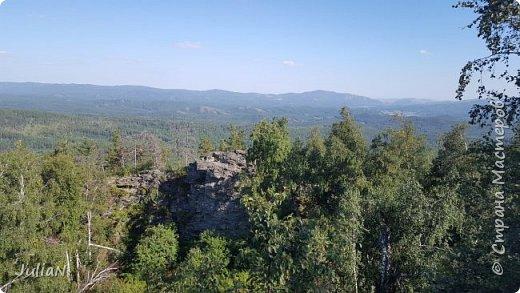 Сегодня ездили на скалы. Они находятся по дороге в Белорецк. фото 10