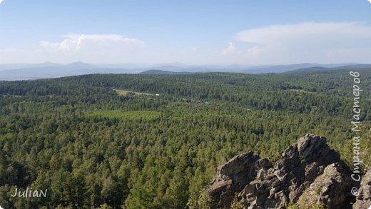 Сегодня ездили на скалы. Они находятся по дороге в Белорецк. фото 12