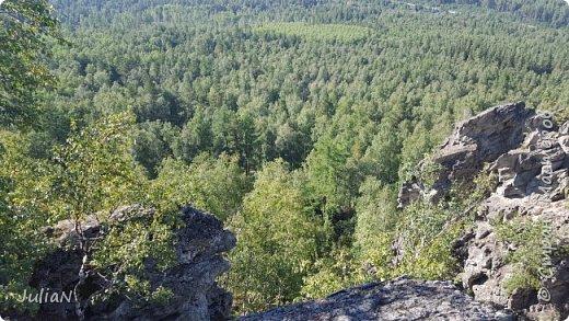Сегодня ездили на скалы. Они находятся по дороге в Белорецк. фото 17
