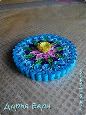 Шкатулка - повторюшка сделана в подарок на день рождения. Идею шкатулки взяла здесь http://stranamasterov.ru/node/355537?c=favorite Ну и немножко изменила её. фото 5