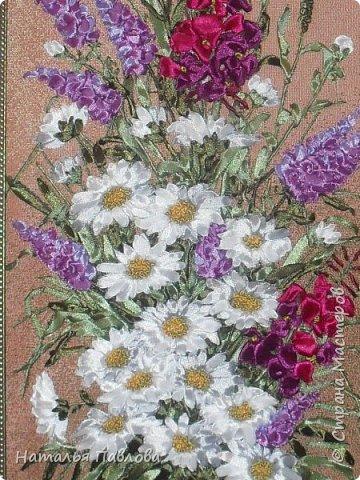 Полевые цветы фото 2