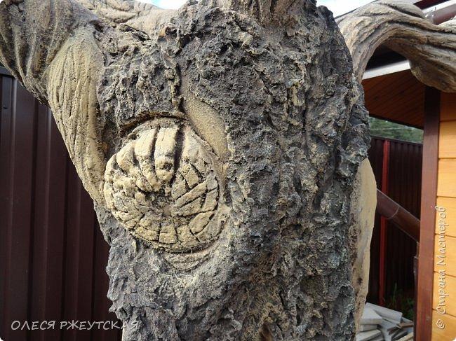 Здравствуй страна !!!!!! Вот наконец то  я заглянула в гости  Задумала грандиозный проект , вот начало положено. Теперь у меня есть вековое дерево.А сколько ещё всего будет.... фото 8