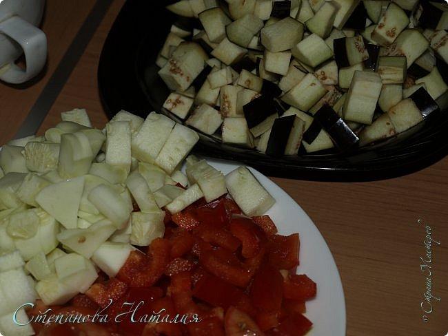 Турлу - это греческое овощное рагу, покорившее моё сердце! немедленно делюсь рецептом. фото 4
