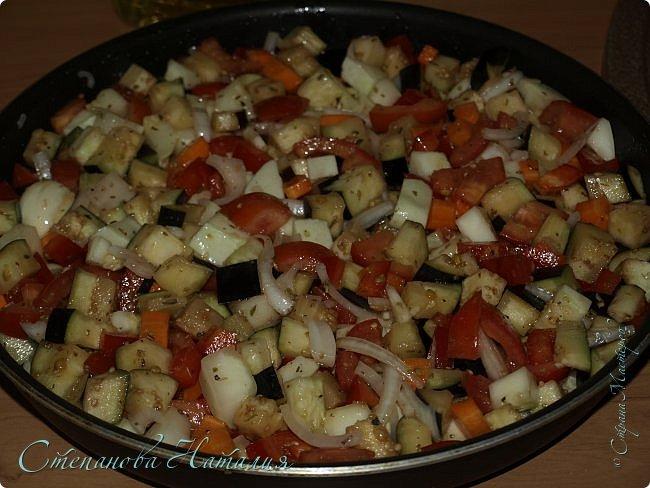 Турлу - это греческое овощное рагу, покорившее моё сердце! немедленно делюсь рецептом. фото 7