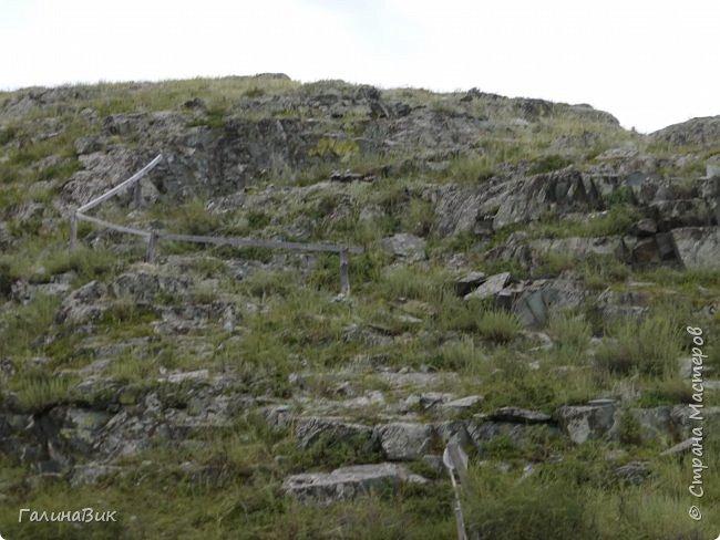 """28 июля. Жарко! Безумно красиво! Перевал Чике-Таман! Название перевала происходит от слов """"чике"""" - прямая, """"таман"""" - подошва. Через этот гранитный массив проходит Чуйский тракт.  фото 4"""