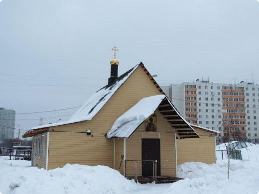 Москва. Церковь Татианы в Люблино (новая) фото 16