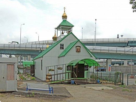 Москва. Церковь Александра Свирского. (фото сделаны с благословения  священника Василий Щур) фото 1