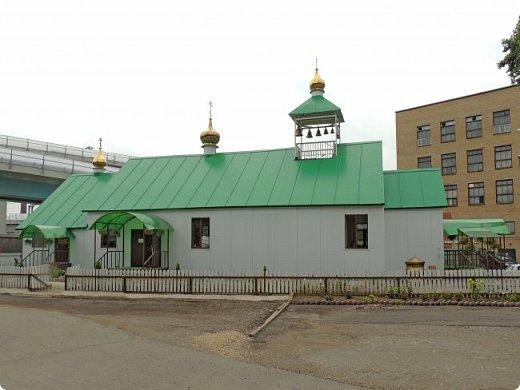 Москва. Церковь Александра Свирского. (фото сделаны с благословения  священника Василий Щур) фото 4
