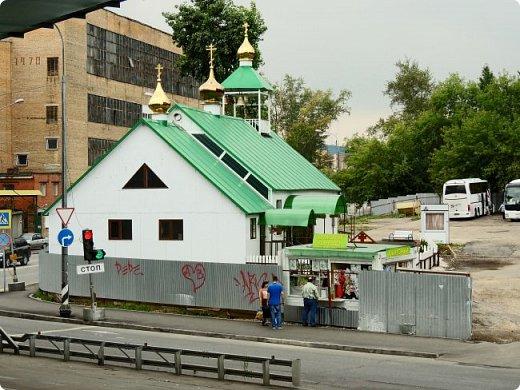 Москва. Церковь Александра Свирского. (фото сделаны с благословения  священника Василий Щур) фото 11