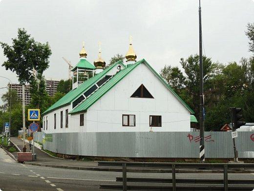 Москва. Церковь Александра Свирского. (фото сделаны с благословения  священника Василий Щур) фото 13